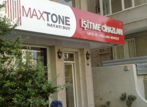 Maxtone İşitme Merkezi