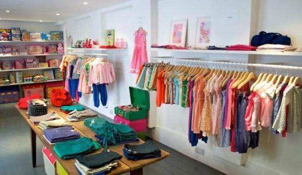 Çocuk Giyim Mağazası Açmak