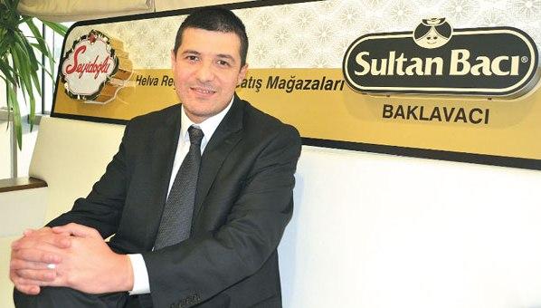 sultan baci baklava