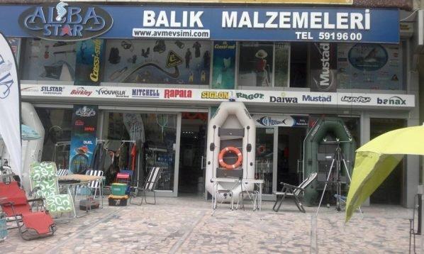 Alba Star Balıkçılık Malzemeleri