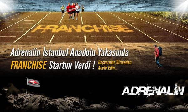 adrenalin franchise