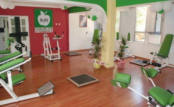 b fit spor salonu