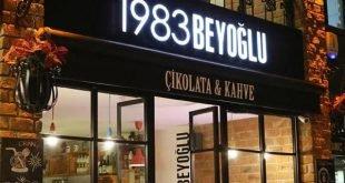 1983 Beyoğlu Çikolata & Kahve Bayilik Şartları