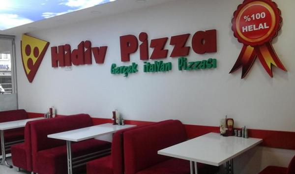 Hidiv Pizza Franchise Veriyor