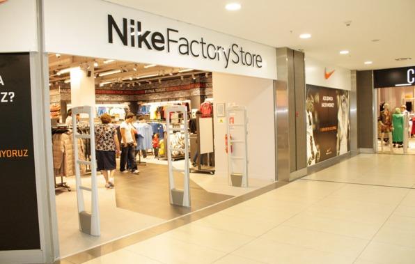 Nike, franchise sistemiyle mağazalar açacak