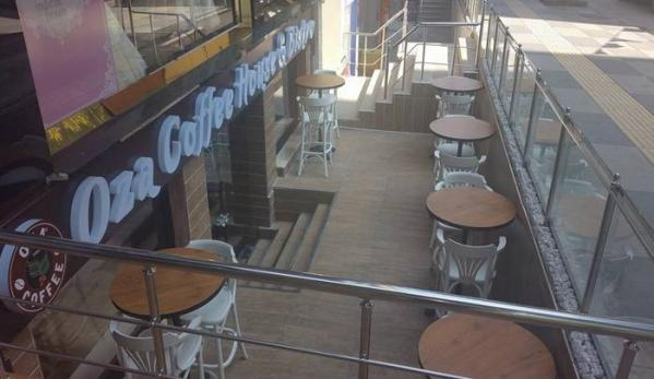 Oza Coffee House & Bistro Franchising Şartları