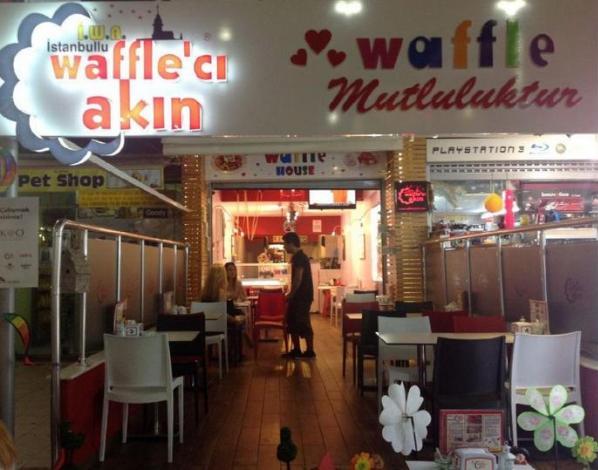 Waffle'cı Akın Bayilik Şartları