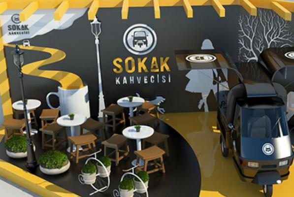 Sokak Kahvecisi franchise veriyor
