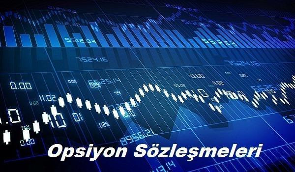 Congratulate, the Opsiyon sözleşmeleri confirm