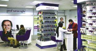 Prof. Saraçoglu Mağazası Açmak