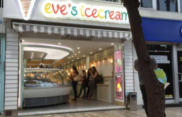 Eve's icecream dondurma bayilik şartları