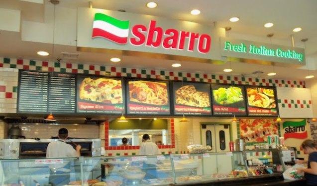 Sbarro Pizza Bayilik Veriyor