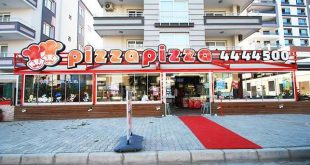 Pizza Pizza Franchise Veriyor