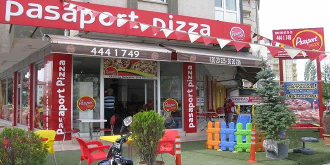 Pasaport Pizza Bayilik Şartları