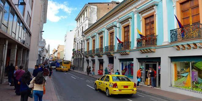 Ekvador'da Yatırım Yapmak Ekvador'da İş Kurmak