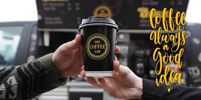 The Coffee Cab Franchise Bilgileri