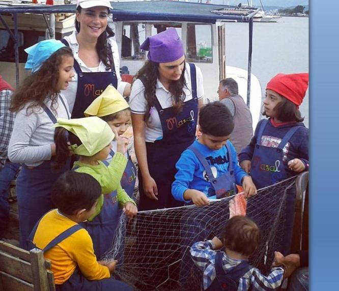 Çocuklara Yönelik Oyun ve Etkinlik Merkezi Açmak