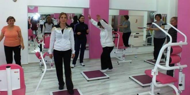 Çilek Spor Hem Kadın Hemde Çocuklar İçin Spor Salonu Bayiliği Veriyor