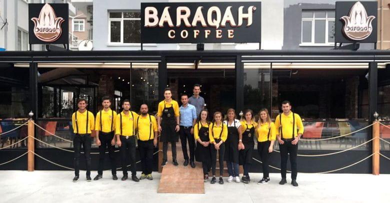 Baraqah Coffee Bayilik Bilgileri