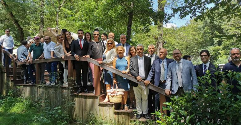 Sarıyer'deki 100 Dönüm Arazi Üzerinde Gastronomi Köyü