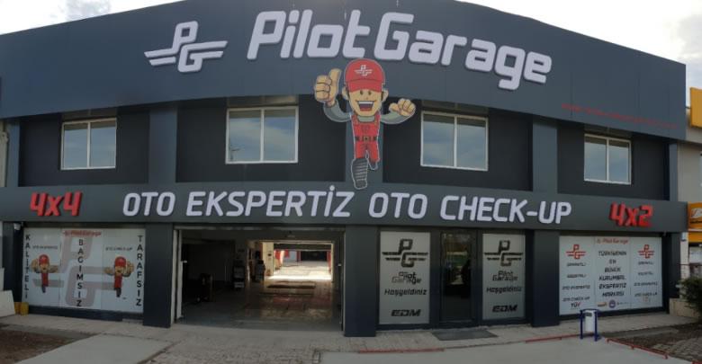 Pilot Garage Ekspertiz Şubesi Açmak