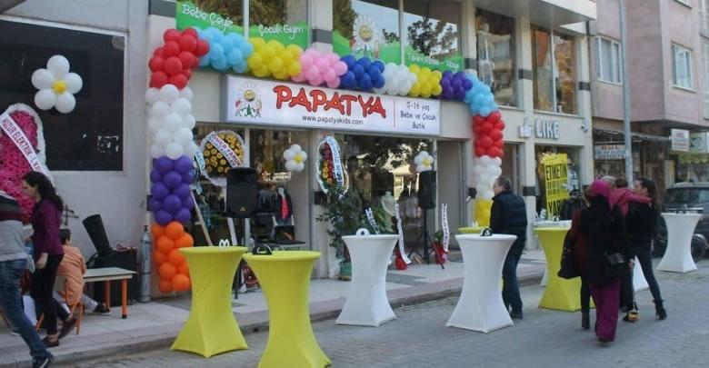 Papatya Kids'in isim hakkı bedeli 10 bin TL