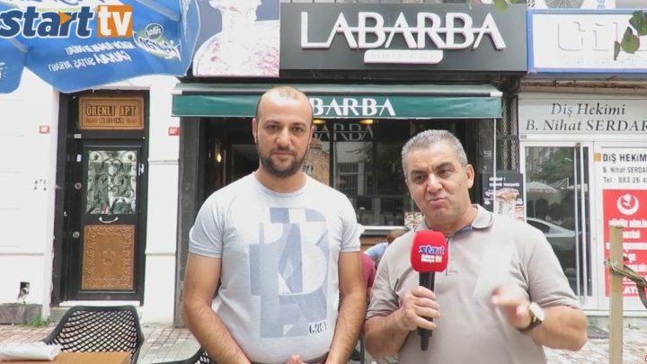 Labarba Börek Bayilik Veriyor