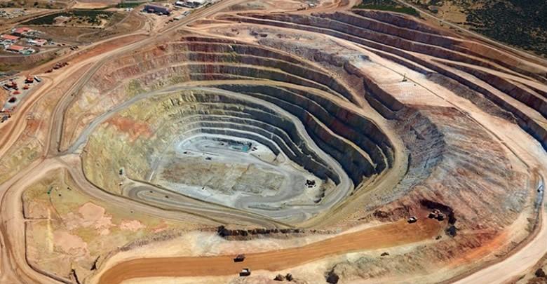 Tesis kurana maden sahası