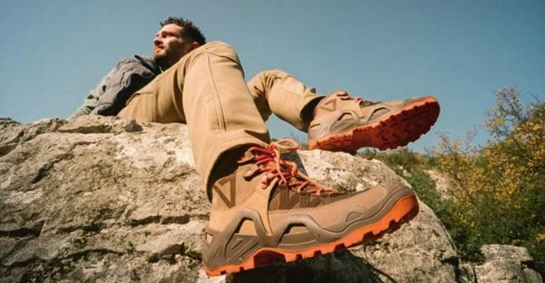 Artık yerli bir outdoor ayakkabı markası var