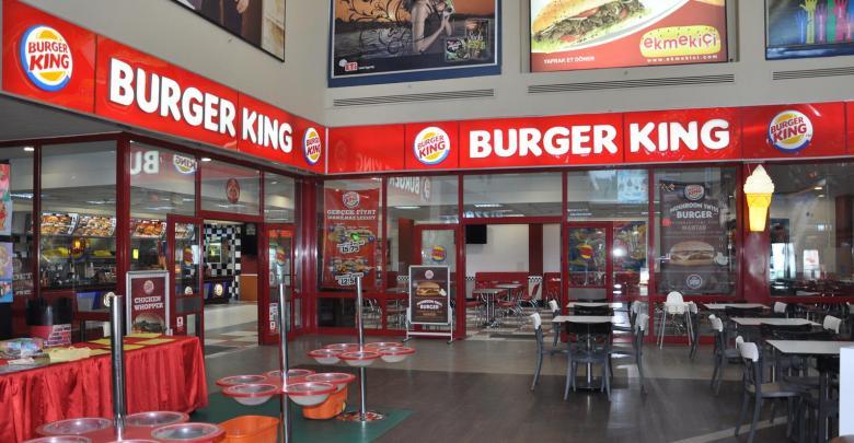 Burger King Bayiliği İle Restoran Açmak
