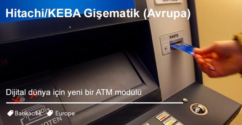 Hitachi, ATM pazarına girdi