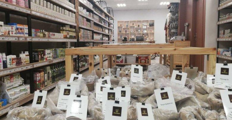 Doğal Bitkiler Satış Mağazası Açmak