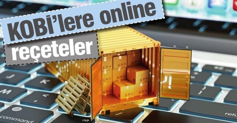 KOBİ'lerde Online Platformlarda Yerini Alıyor