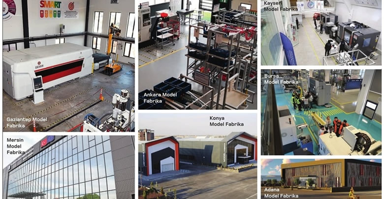 Model Fabrikalar, KOBİ'lere Endüstri 4.0 yolculuğunda rehberlik edecek