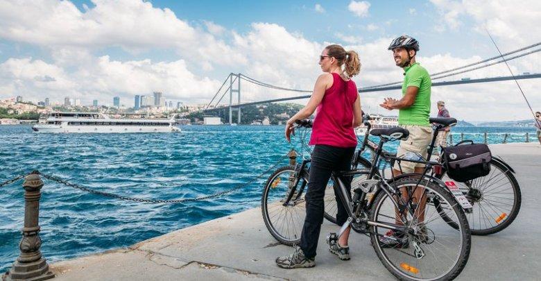 Bisiklet Pazarı Çok Hareketli